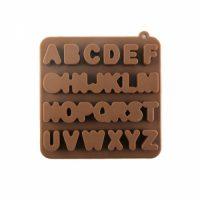 Szilikon betű forma szett (26 betű)