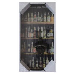 Falikép, fali sörnyitó 16x30x4cm, Biers