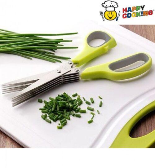Petrezselyem vágó olló 21cm Happy Cooking RS-1009