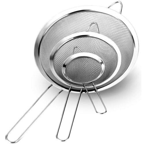 Leves szűrő 3db-os szett Happy Cooking RM RS-1268