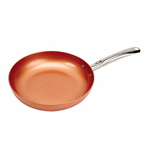 Serpenyő HC kerámia bev. 24x4,5cm Copper Pro Happy Cooking RS-1252