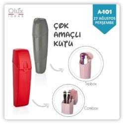 Fogkefe-fogkrémtartó 21×5,0×5,0cm L-531