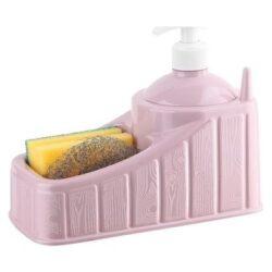 Folyékony szappanadagoló szivacstartóval A 388