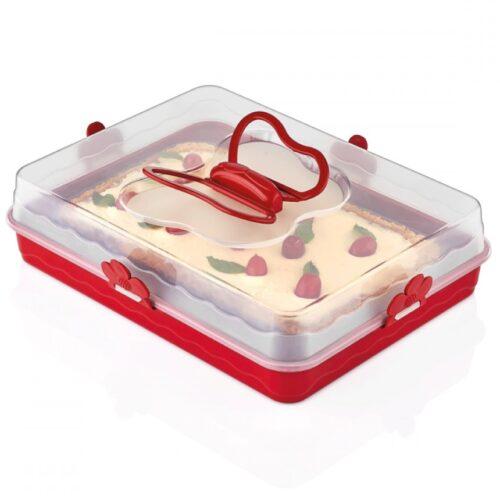 Süteménytartó 37x28x9,0cm L-587