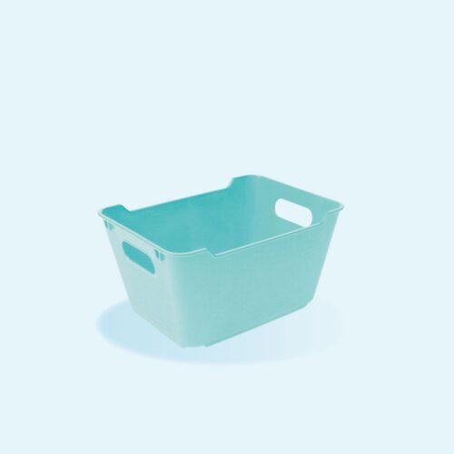 Tároló doboz O füllel 19,5x14x10cm 1,8L LOTTA KÉK 1091066