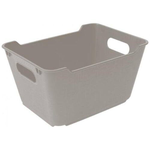 Tároló doboz O füllel 29,5x19x15cm 6,0L LOTTA SZÜRKE 1091113