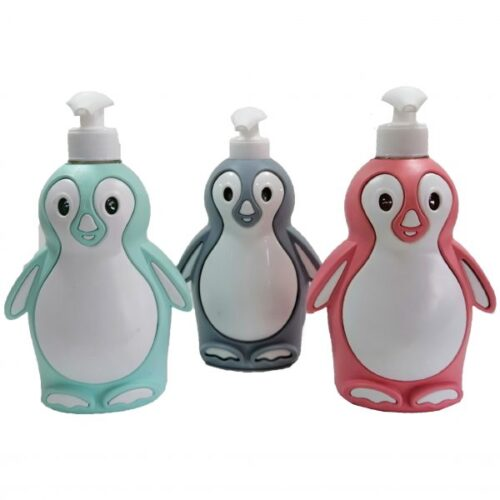 Folyékony szappanadagoló 350ml 7,0x9,0x20cm Pingvin M-11448