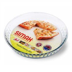 Gyümölcstorta forma hőálló 1,7L SIMAX 6556