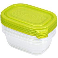 Ételtároló doboz szett 4x0,5L 6121905070