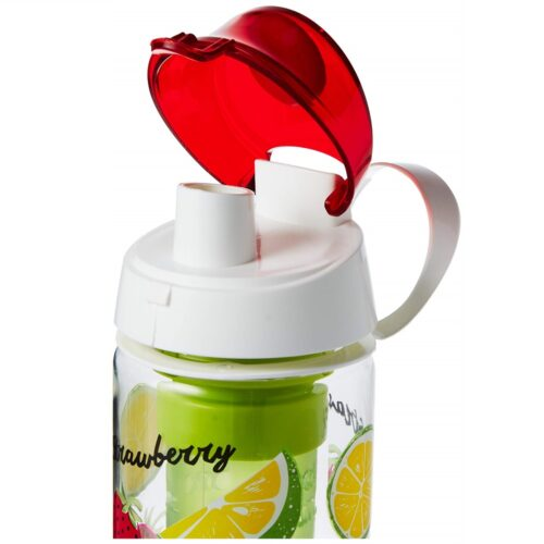 Infuser palack 0,65L Strawberry Detox 161558-002