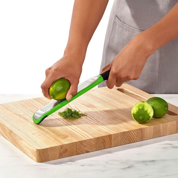 Sajtreszelő nyeles extra éles Happy Cooking RM RS-1299