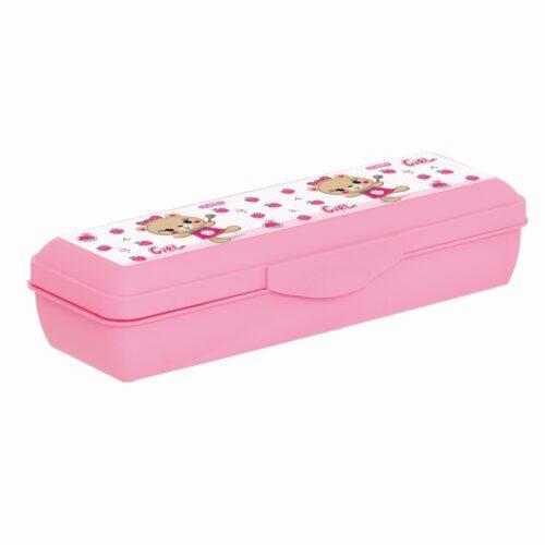 Tolltartó Rózsaszín macis 161951-004