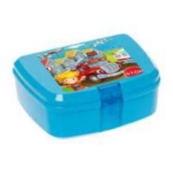 Uzsonnás doboz kétszintes Cars kék 161279-007