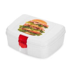 Uzsonnás doboz kétszintes Sandwich 161279-005