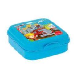 Uzsonnás doboz kicsi Cars kék 161457-007