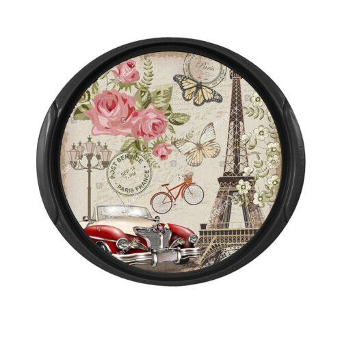 Tálca kerek Paris 161061-005