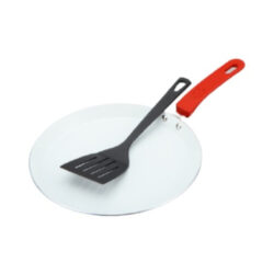 Palacsintasütő HC kerámia bev. 24x2,0cm fordítólapáttal Happy Cooking RS-1163